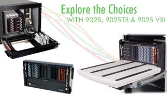 9025, 9025TR & 9025 VXI - Medium I/O Solutions