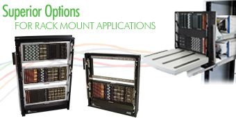 9050, 9050TR, 9050 VXI & 9075 - High I/O Solutions