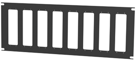 8 Position iCon Mounting Panel
