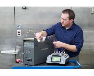 Fluke 9190A Ultra-Cool Field lMetrology Well