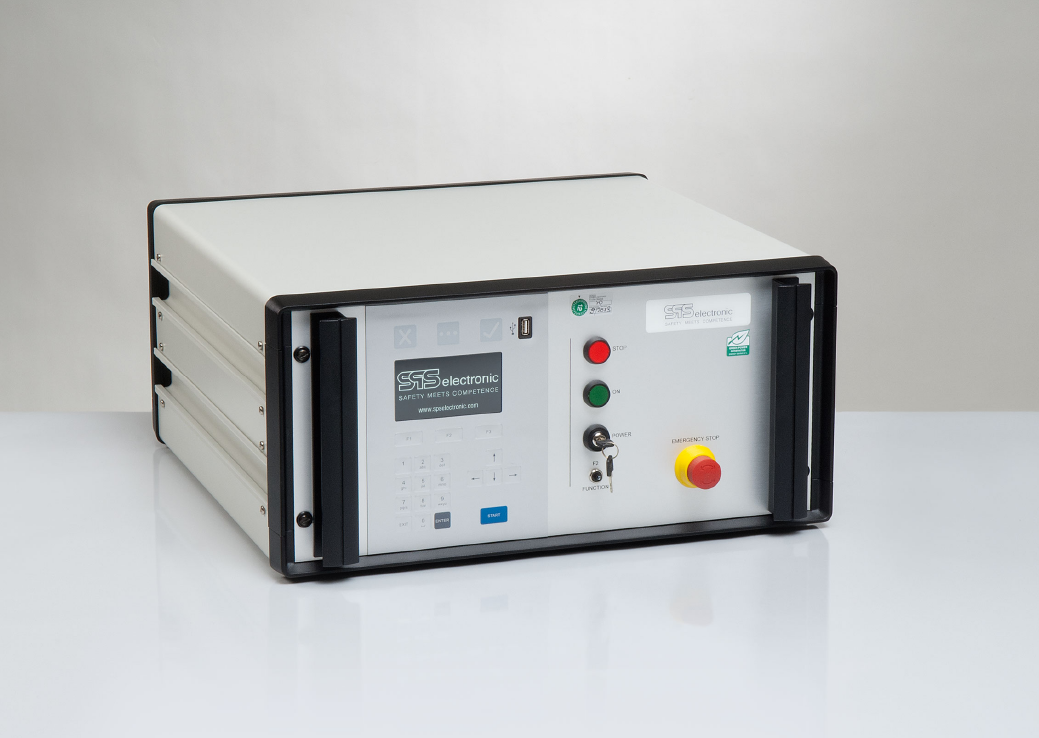 SPS-KT 1880 Safety and Function Tester
